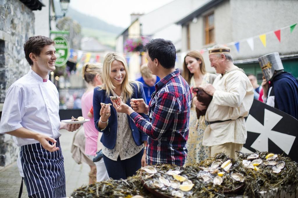 Carlingford Oyster Festival
