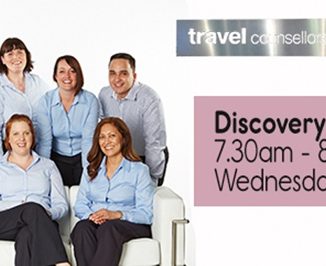 Travel Counsellors Discovery Morning