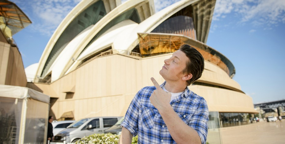 Jamie Oliver's food revolution live
