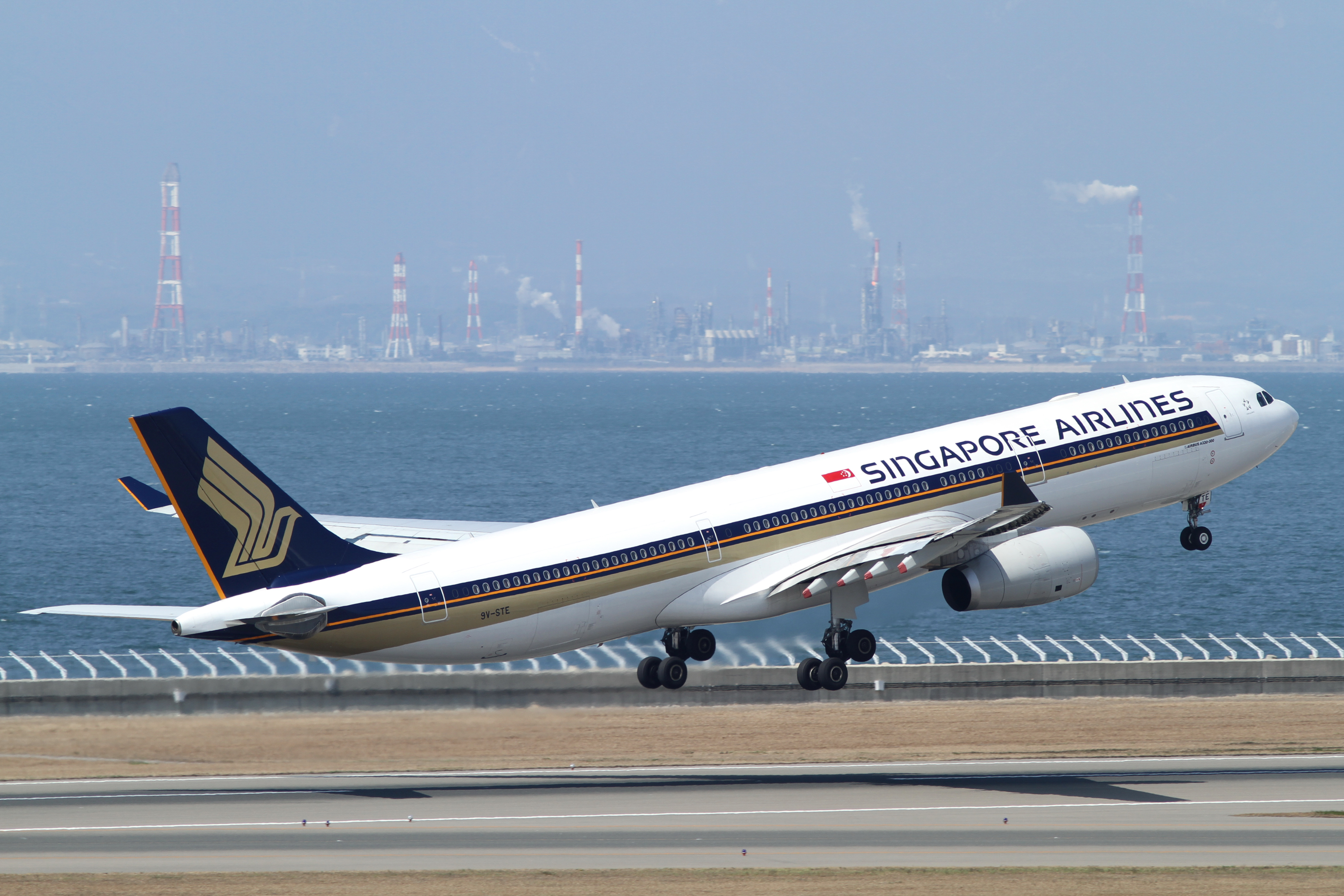 singapore airlines delays launch of new singaporejakarta