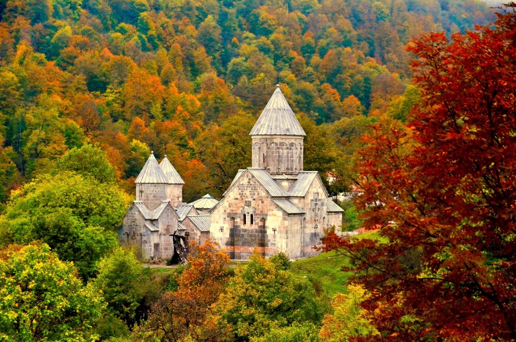 Haghartsin Monastery, Armenia. Give your clients a memorable Armenian journey by recommending the