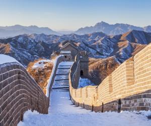 Great wall winter