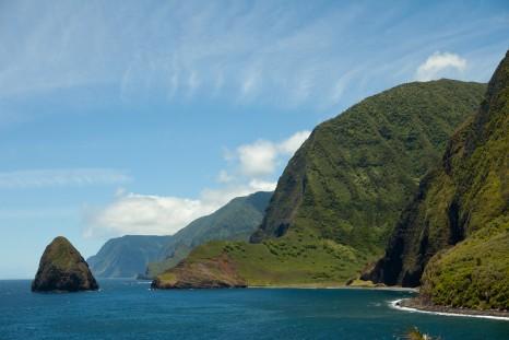 Kalaupapa Cliffs, Molokai