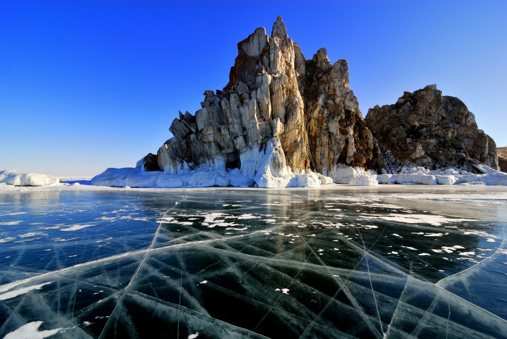The Siberian Snowscapes tour also visits Lake Baikal. Adding to the romance of the location, your clients can keep warm in a traditional Russian banya or sauna.