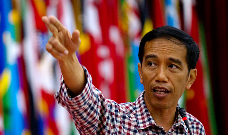 At a surprise address on Friday, Indonesia President Joko Widodo announced the bill's passage would be delayed.