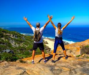 Cape to Cape walk trail, near the Wilyabrup Cliffs