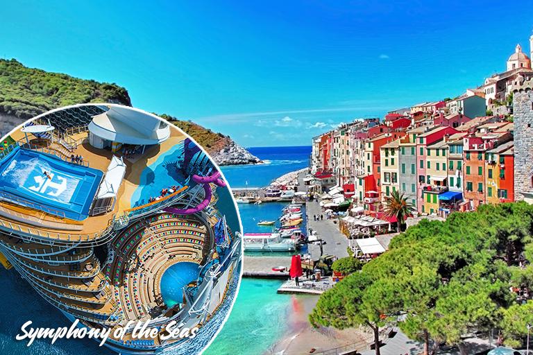 La Spezia & Symphony of the Seas