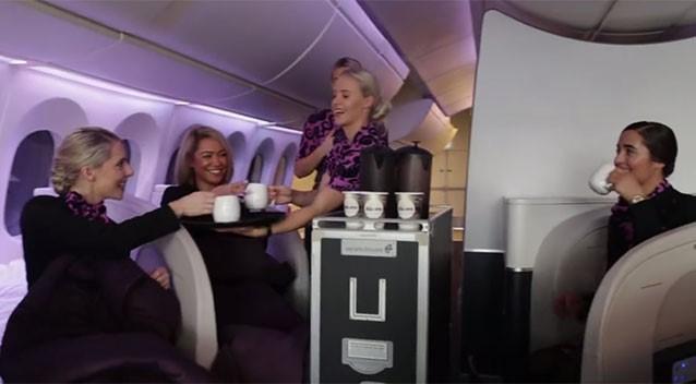 Air NZ 1