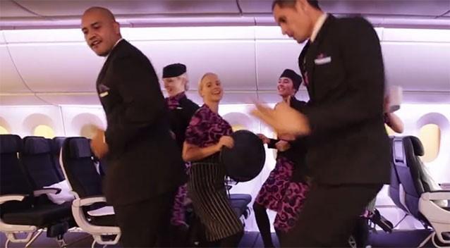 Air NZ 2