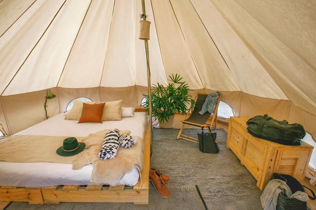 Flash Camp @ Kakadu interior
