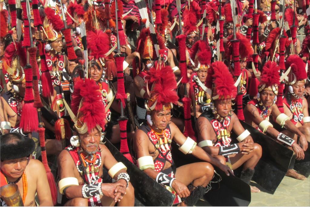 India - Hornbill Festival in Nagaland