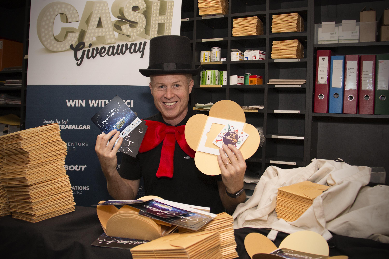 cash giveaway australia
