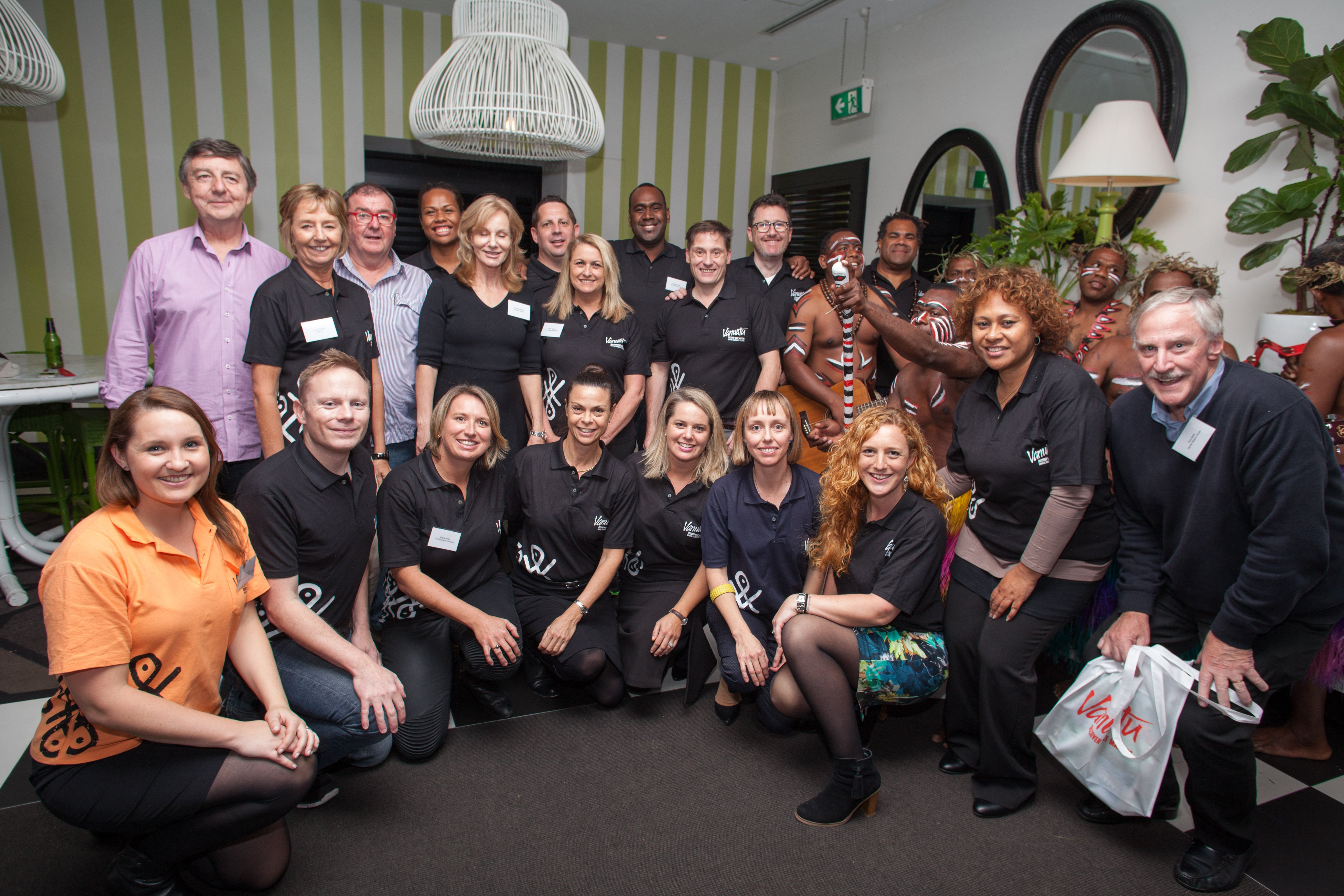 Vanuatu Tourism industry members in Sydney for roadshow