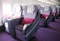 Flight Review: Thai Airways Business Class SYD-BKK ...