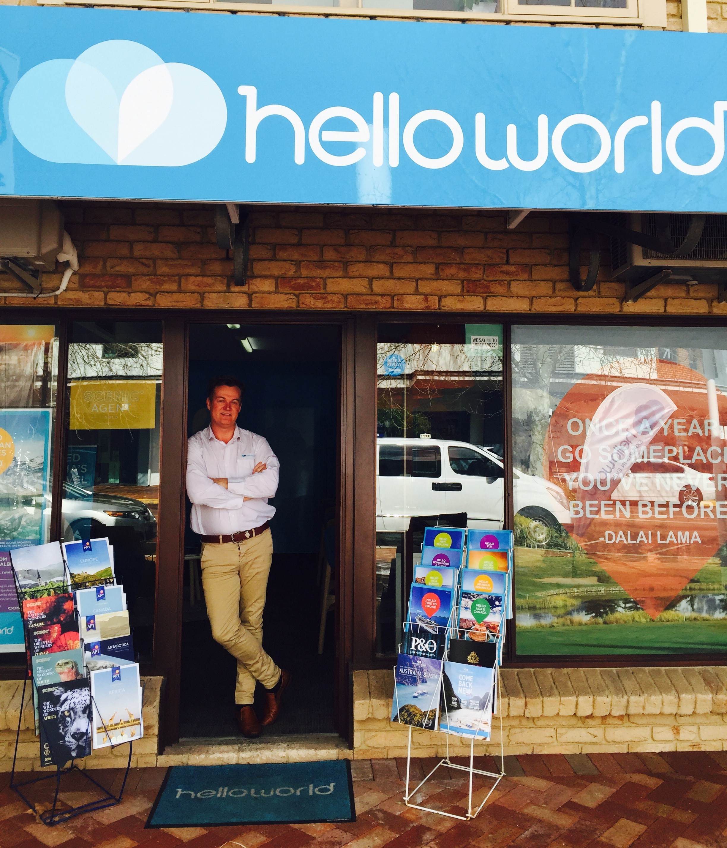 Helloworld Australia: Industry Insider: Helloworld 2 Years On With David From