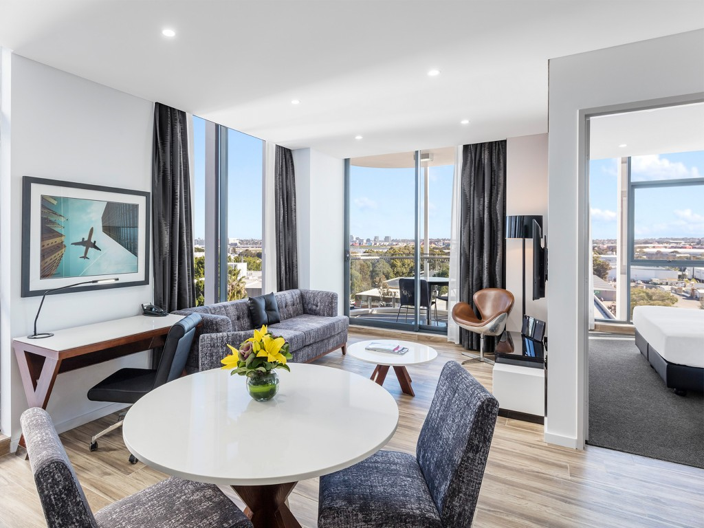 5 reasons to stay at Meriton Serviced Apartments Sydney ...
