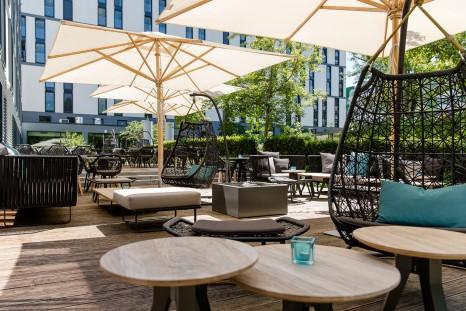 Restaurant Kleines Max Apartments Hotel Maximilian Munich