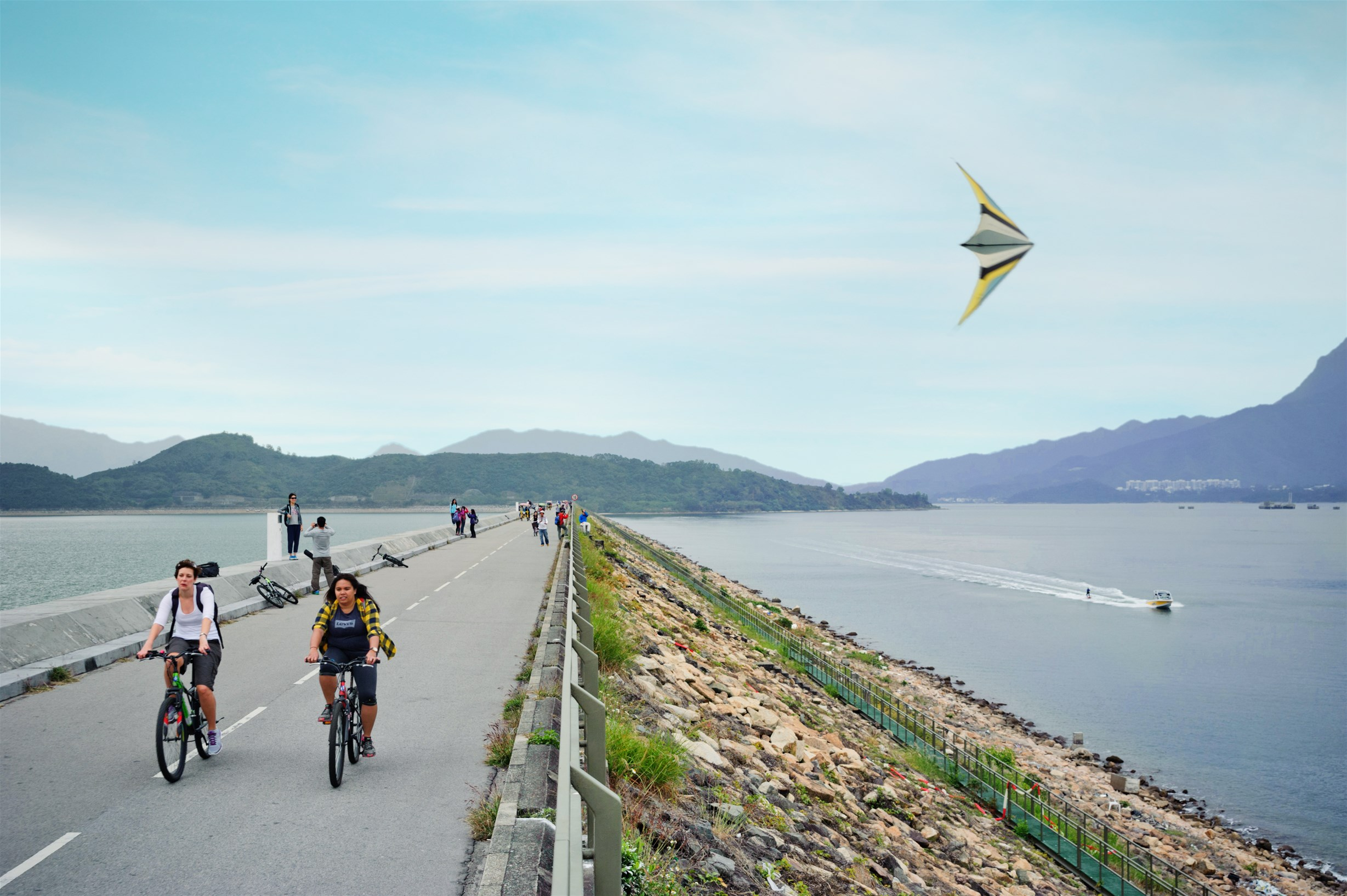 Best Cycling Trails In Hong Kong Travel Weekly