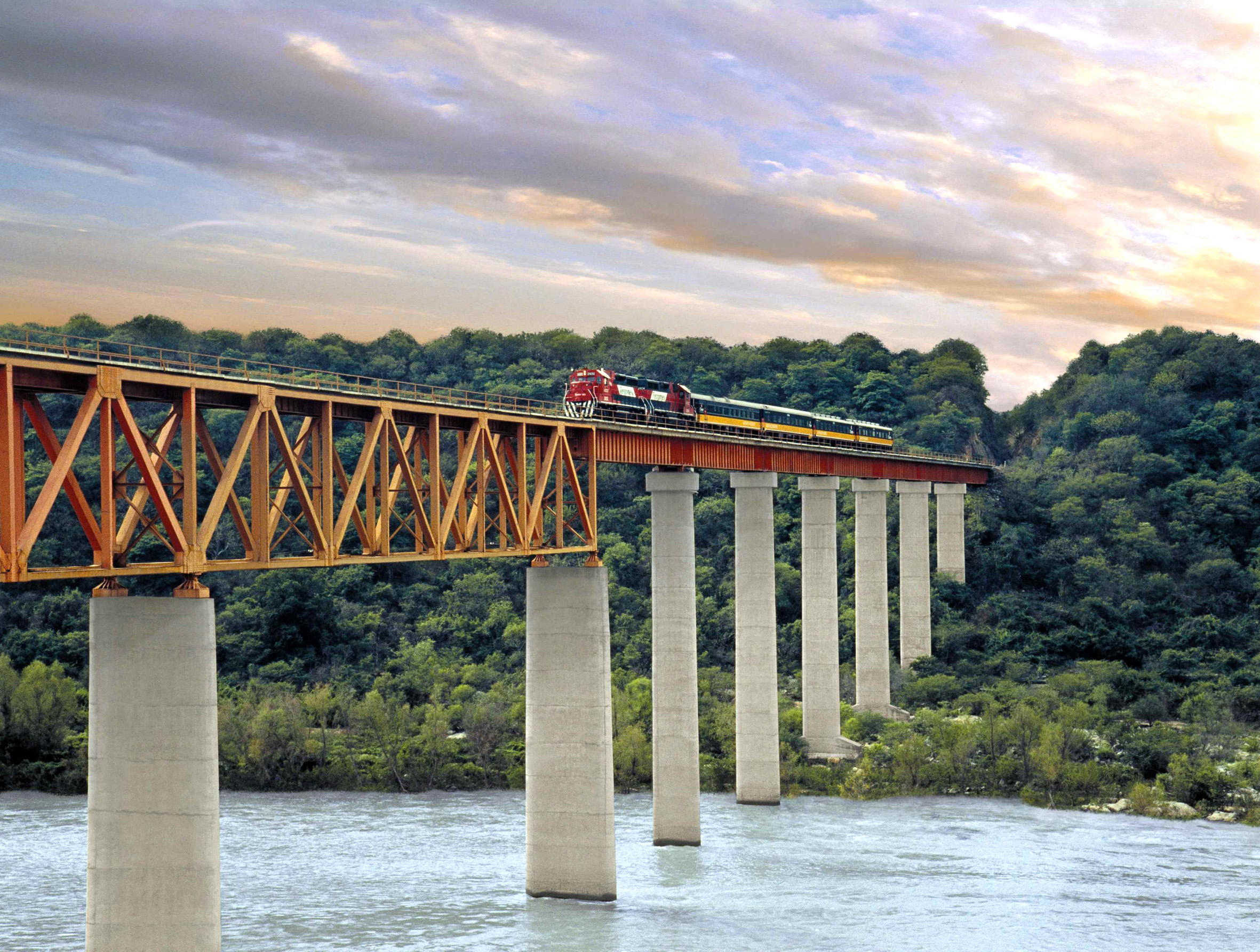 Top 5 Train Trips In Latin America Travel Weekly