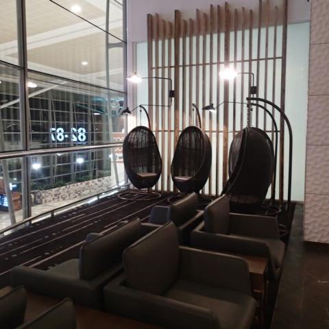 Brisbane Plaza Premium Lounge View