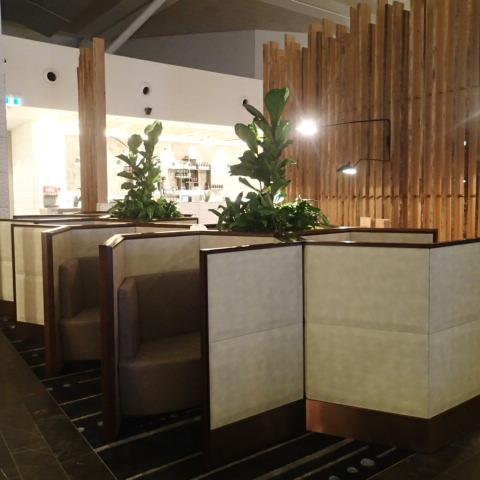 Brisbane Plaza Premium Lounge Seating