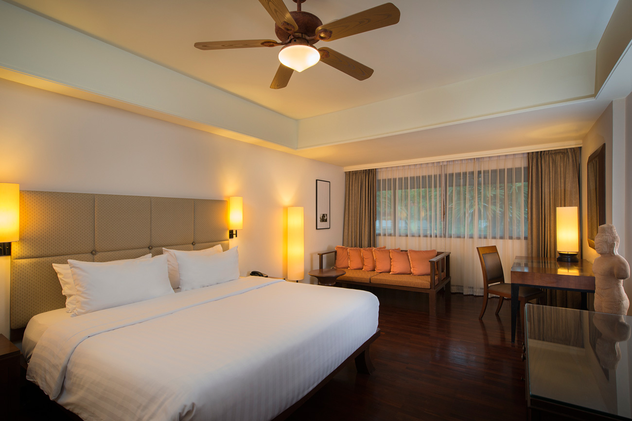 Hotel Review Le Meridien Angkor Travel Weekly