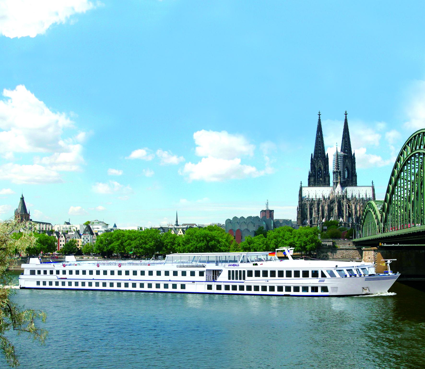 5 Star Luxury River Cruises Through Eurooe: Big Fat Wholesaler Wrap