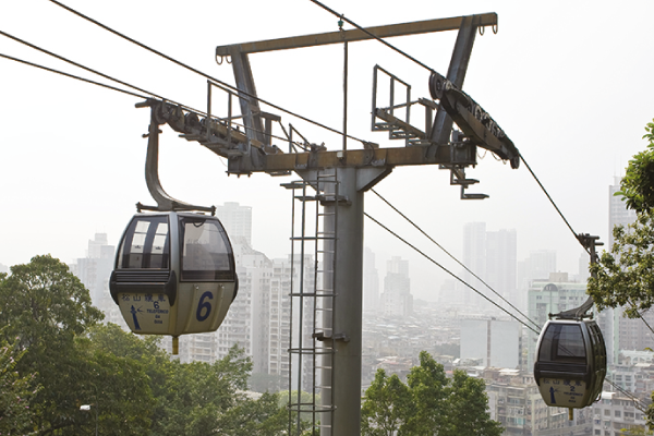 Macao Cable Car
