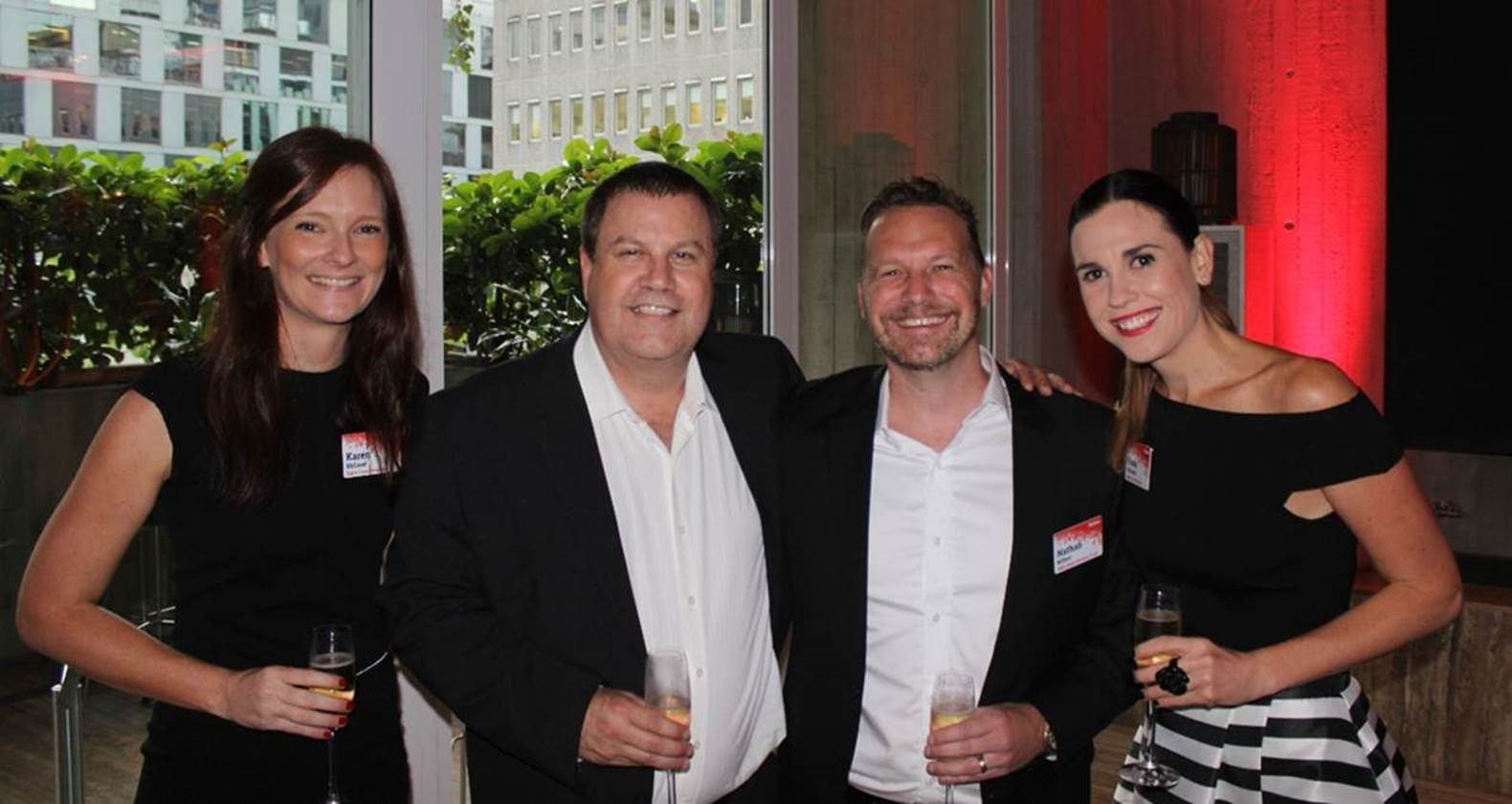 Sabre staff and friends in the travel industry gathered together to welcome in the 2016 Christmas season.