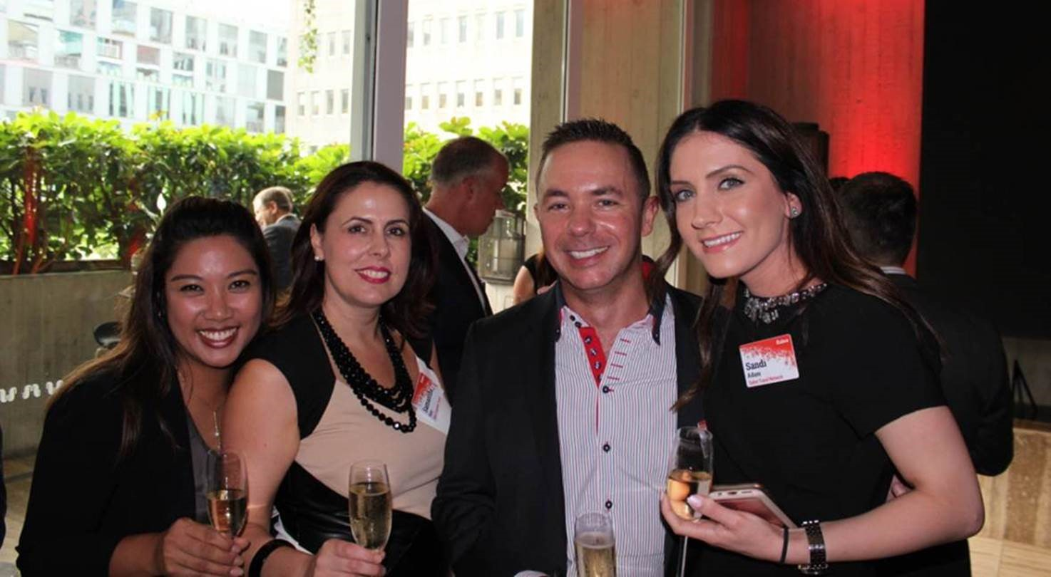 Agents, suppliers and friends of Sabre gathered in high spirits for an evening of festivities, enjoying some of the best food and wine Sydney has to offer.