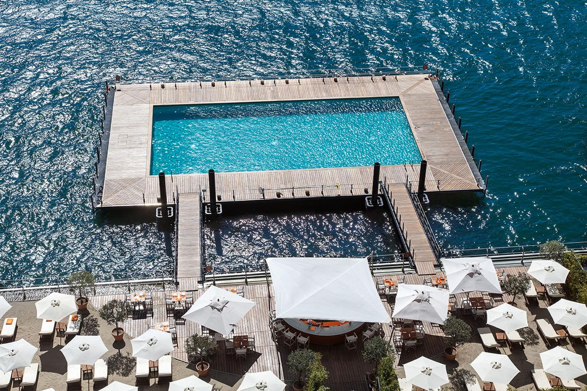 Grand Hotel Tremezzo, Lake Como Italy