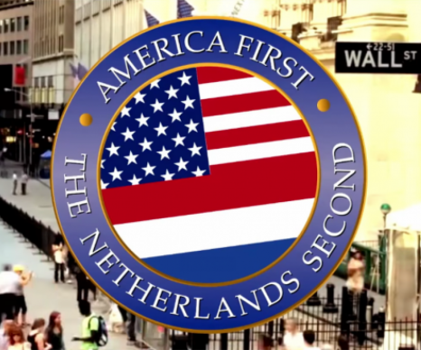 Dutch TV trolls Trump in welcome video