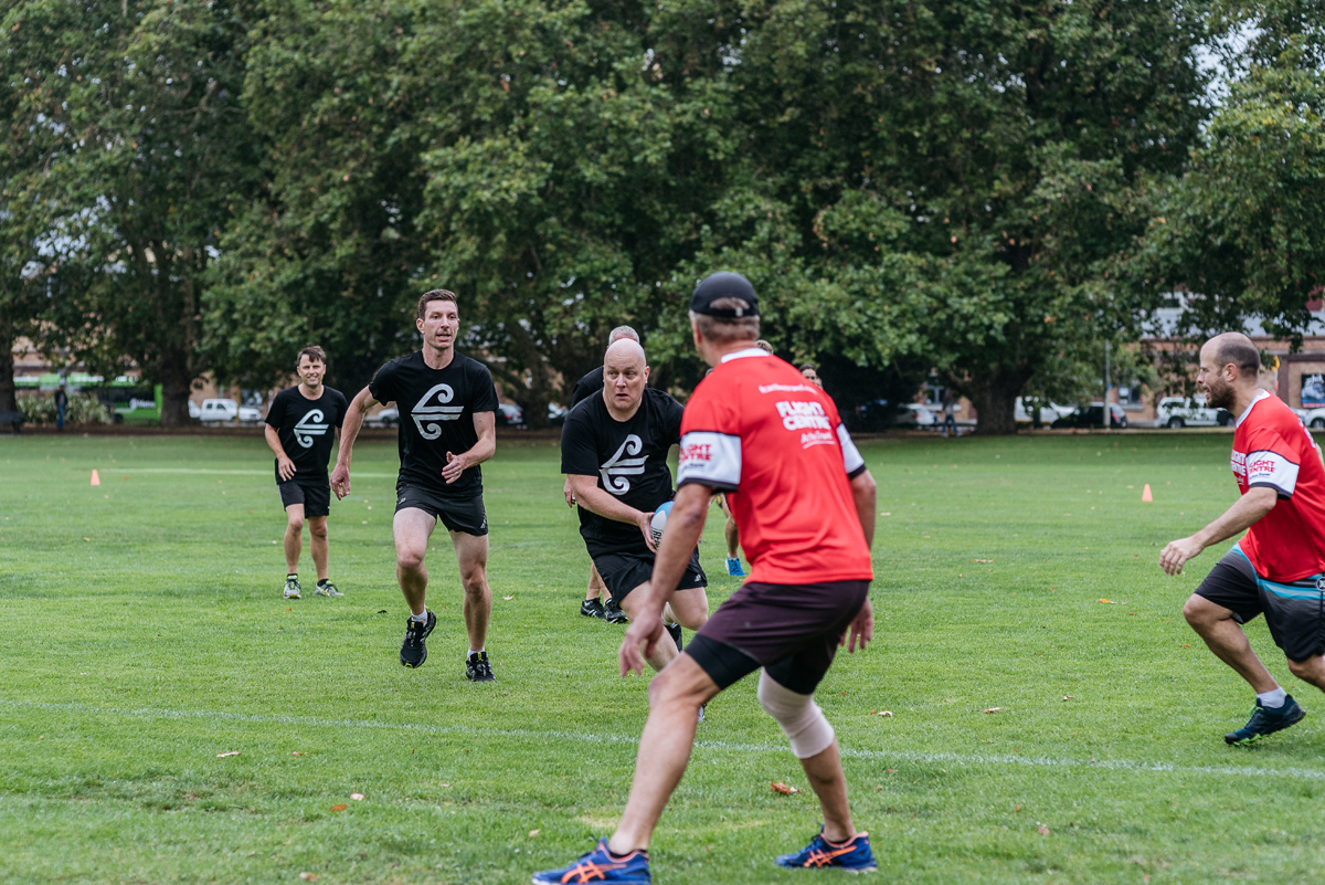 Air NZ vs Flight Centre - Touch Rugby-34