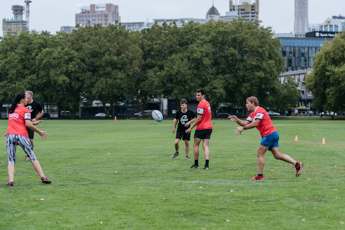 Air NZ vs Flight Centre - Touch Rugby-40