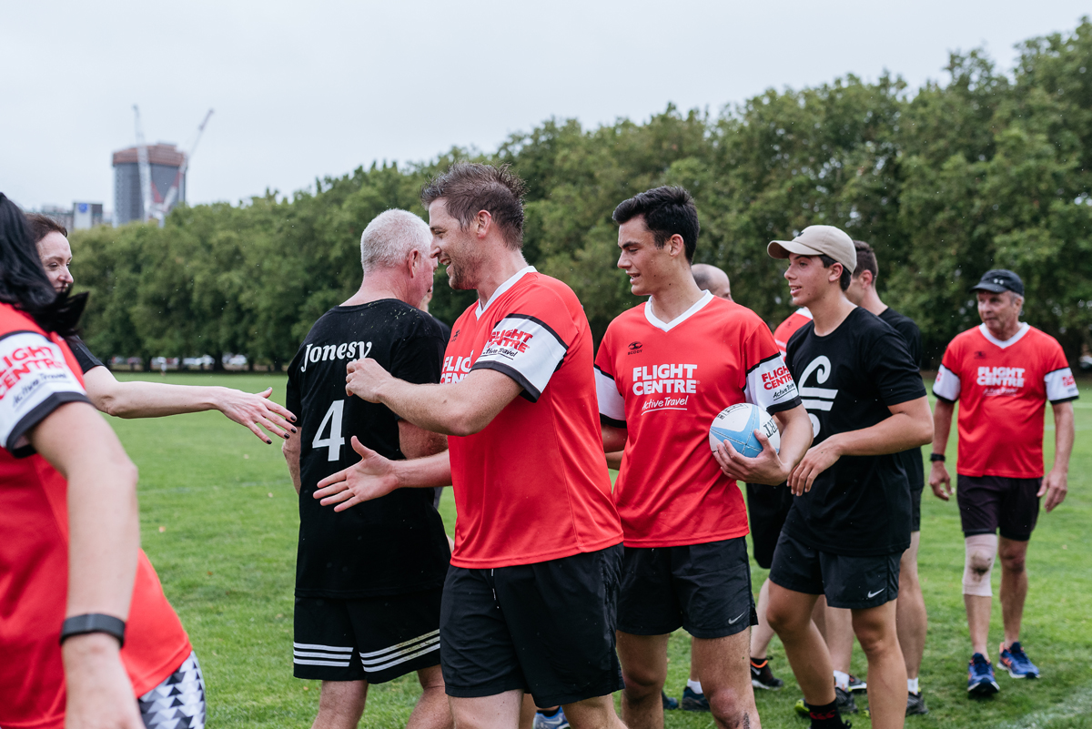 Air NZ vs Flight Centre - Touch Rugby-80