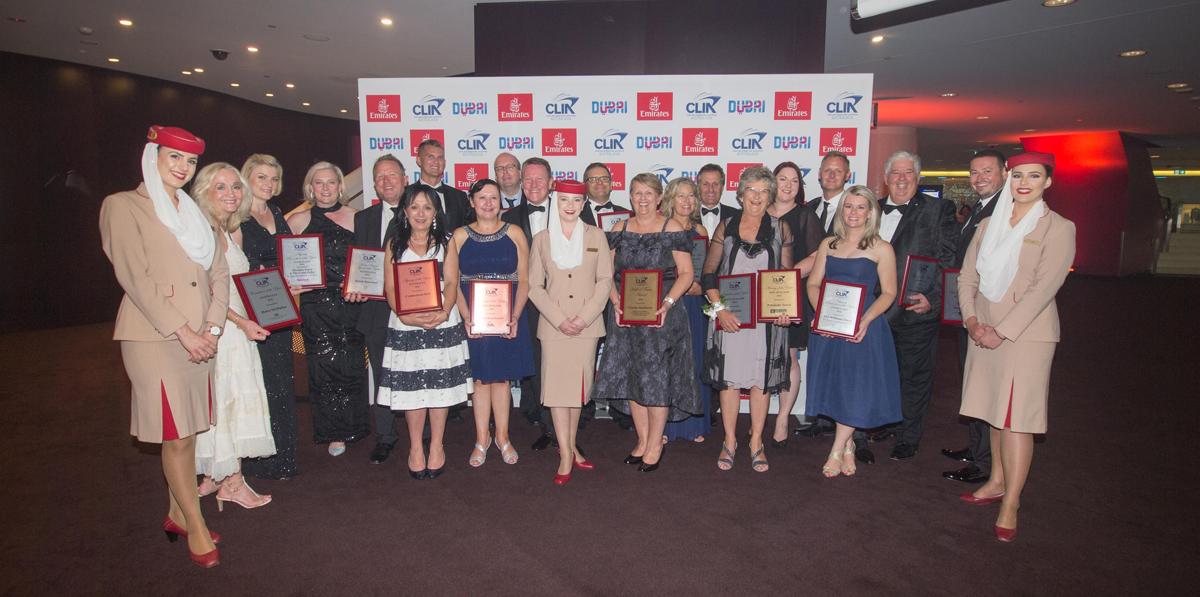 Australia and NZ award winners