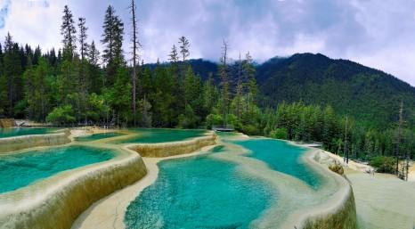 Jiuzhaigou_Jasper Lake_1020862-70
