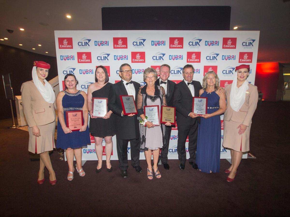 NZ Cruise Award winners