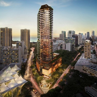 Salem Partners and Mandarin Oriental announce plans to open a luxury hotel and residences in Honolulu