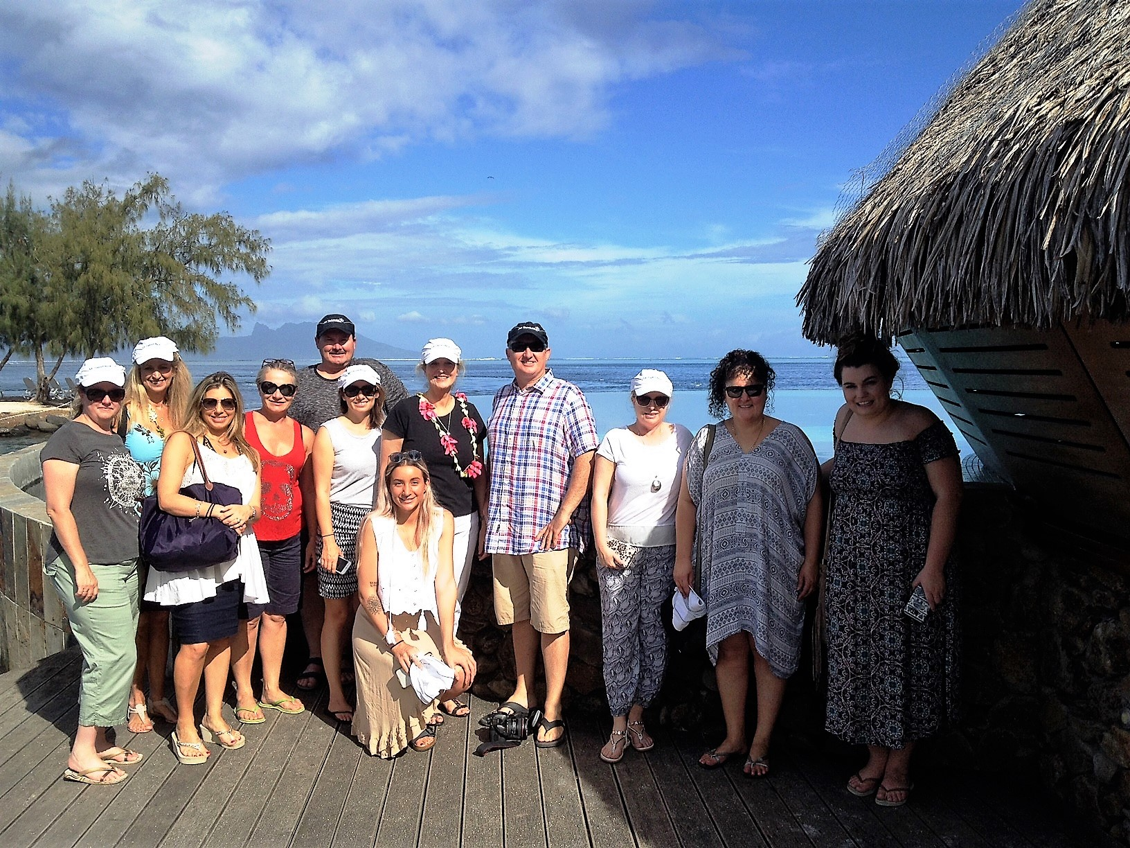 Travellers Choice agents explore Tahiti