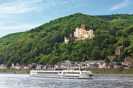 The Main, Germany, is the longest tributary of the Rhine River in Germany