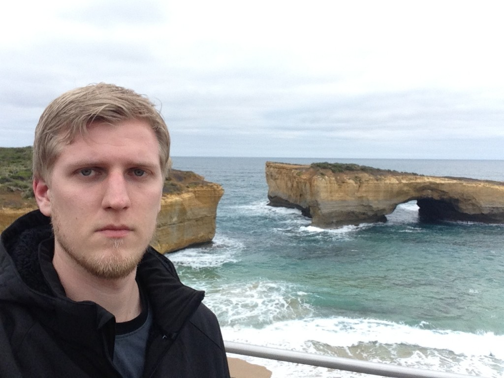 Heard the Great Ocean Road was amazing, was just some stupid rocks
