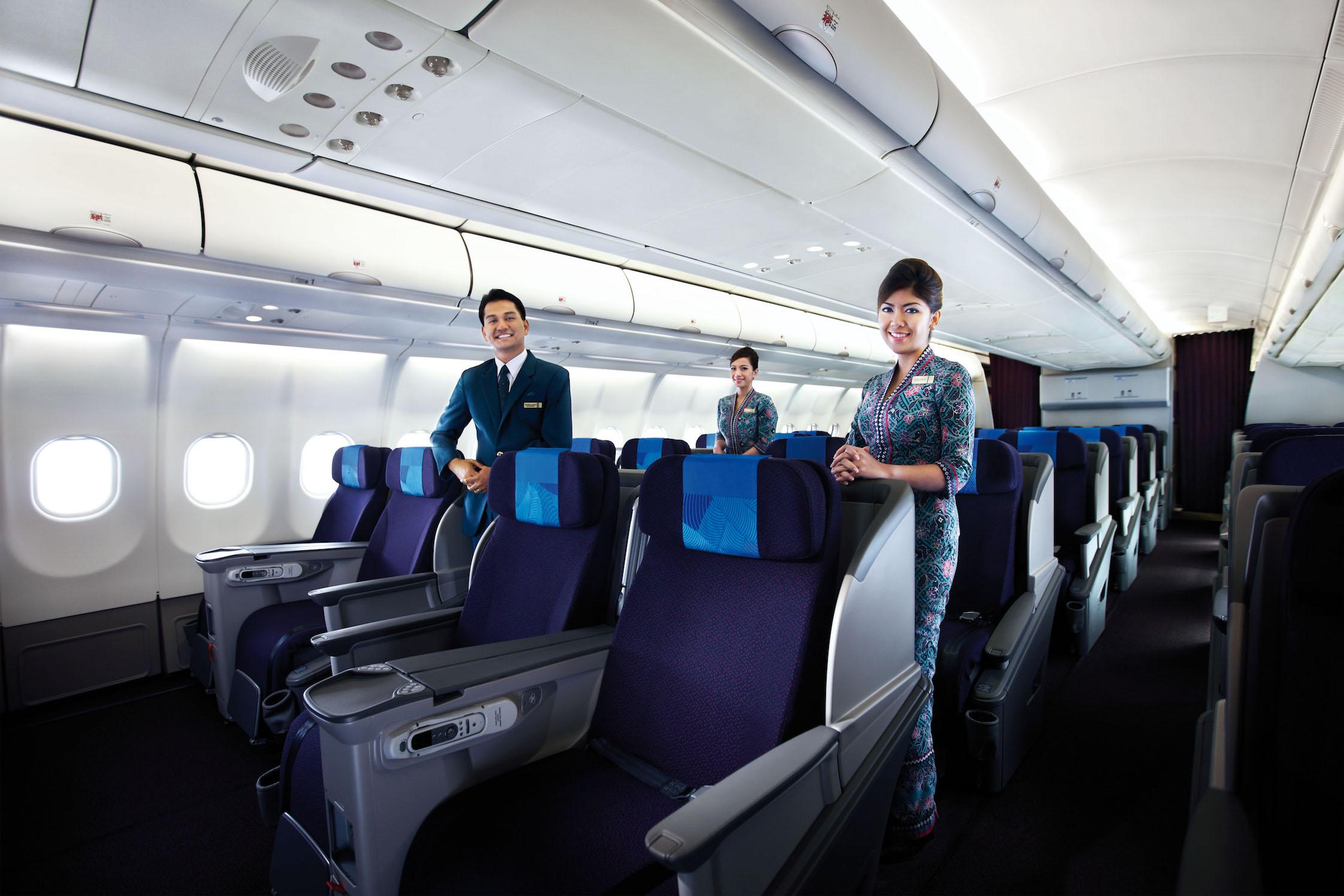 A330 - Business Class #2