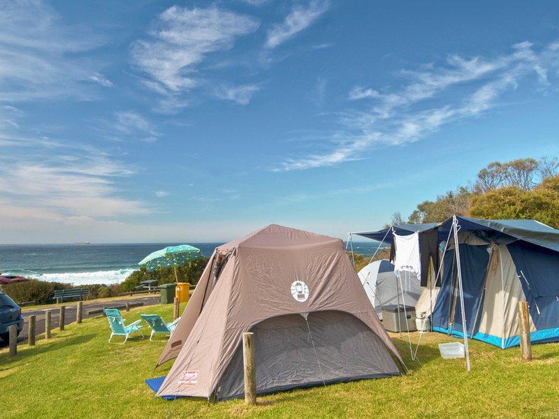 Frazer Campground