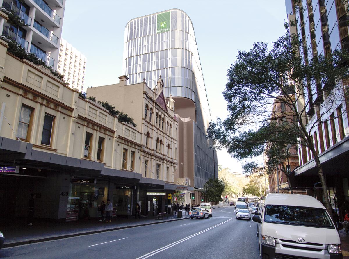 Holiday Inn Sydney Central