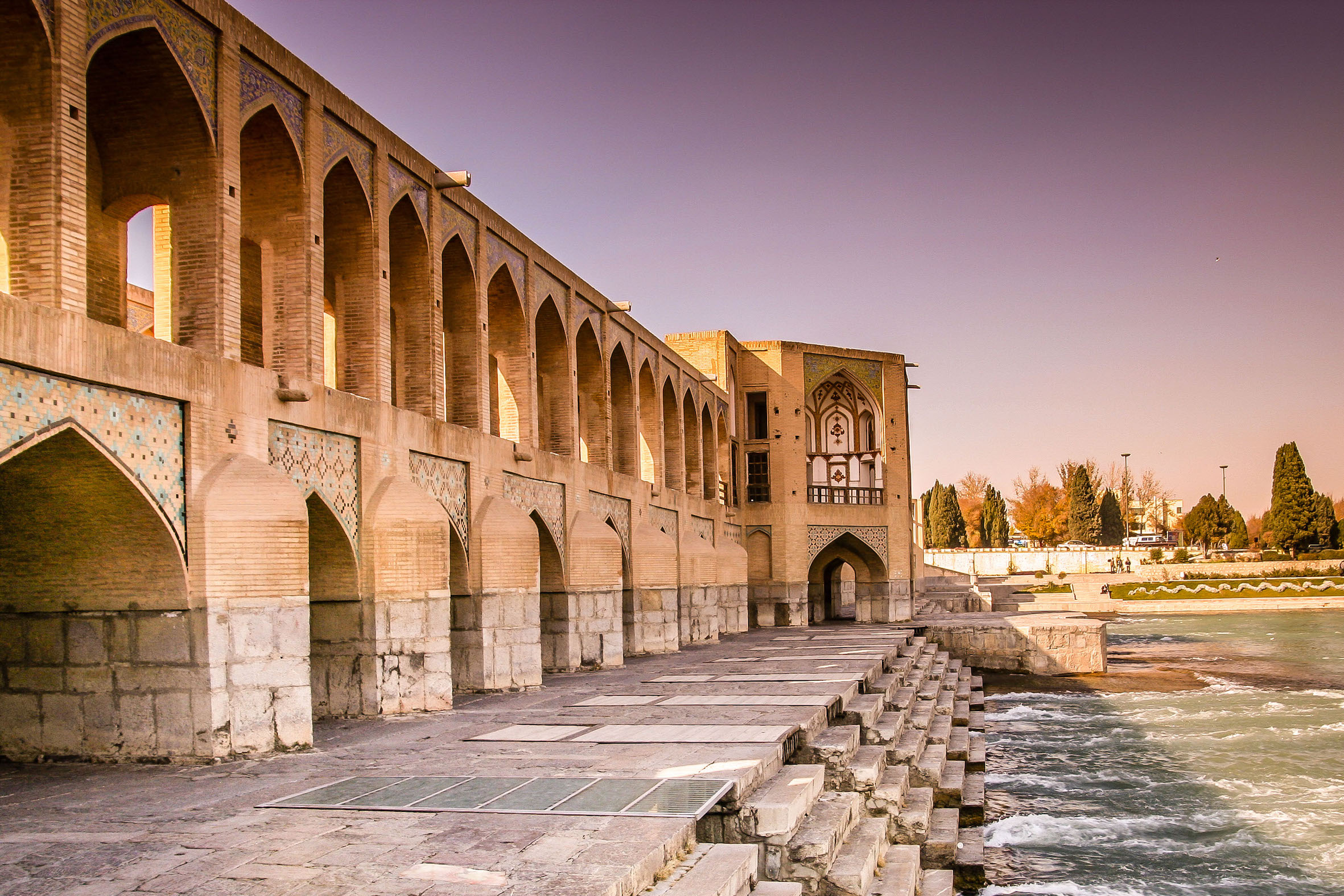 Khaju Bridge - Isfahan