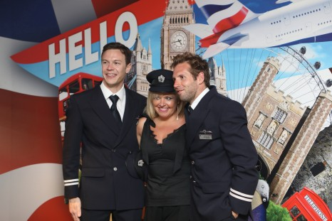 Sarah Bush, The Travel Authority; British Airways pilots