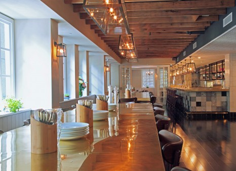 The Tank Stream hotel Le Petit Flot Restaurant