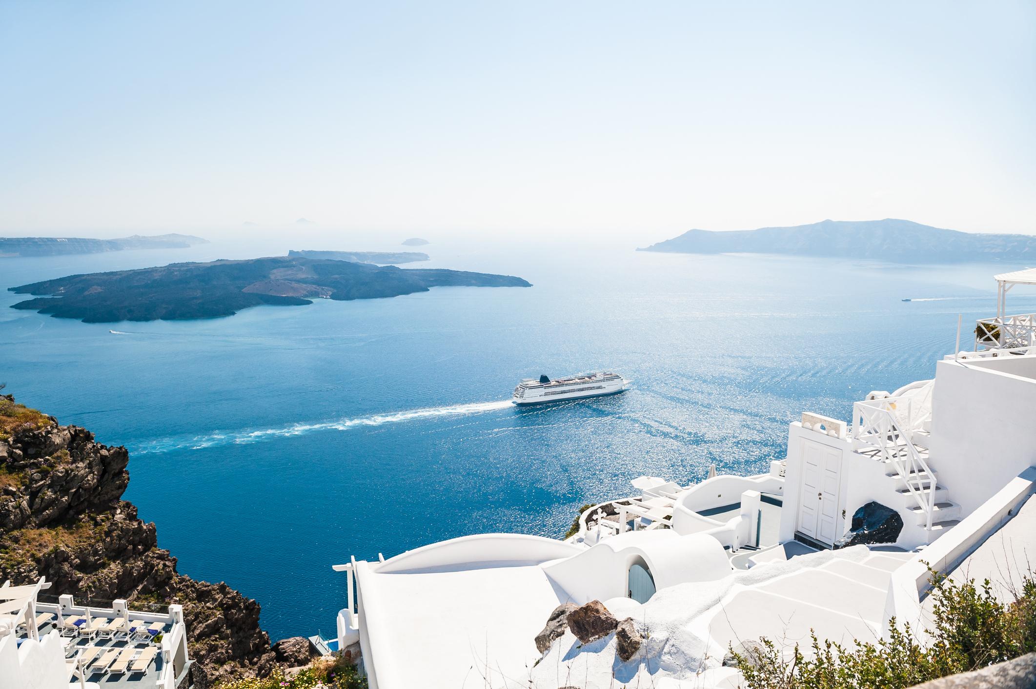 Best Greek Island Cruises March