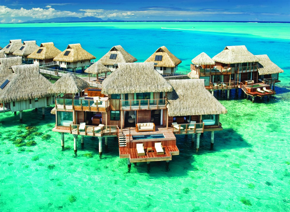 8 ultimate overwater bungalows  Travel Weekly